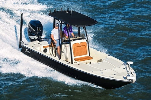 Scout - Luxury Center Console, Sport Fishing & Bay Boats