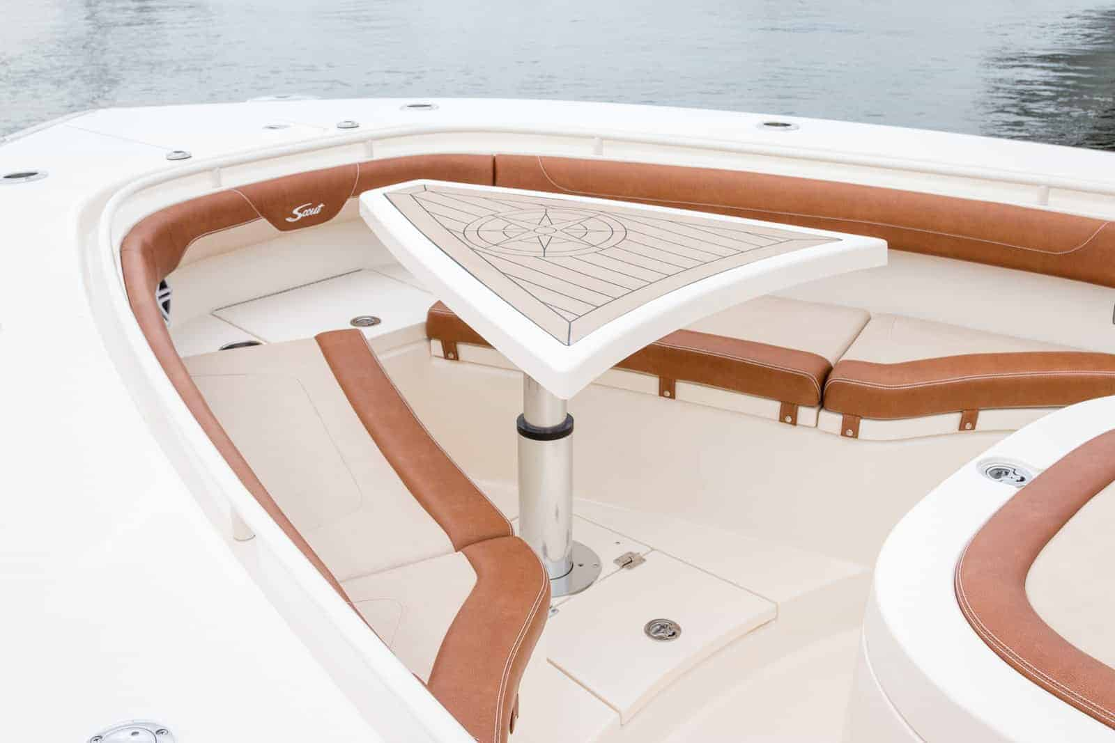 355LXF bow table up