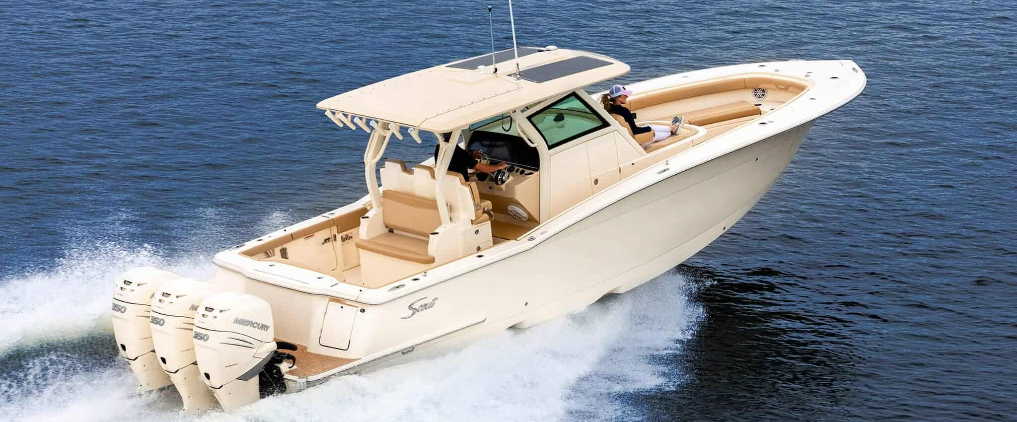 355 LXF | Scout Boats