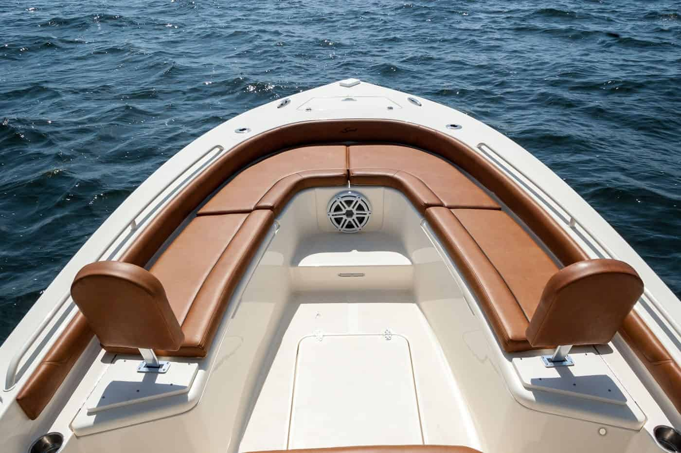 251XSS bow seating with cushions