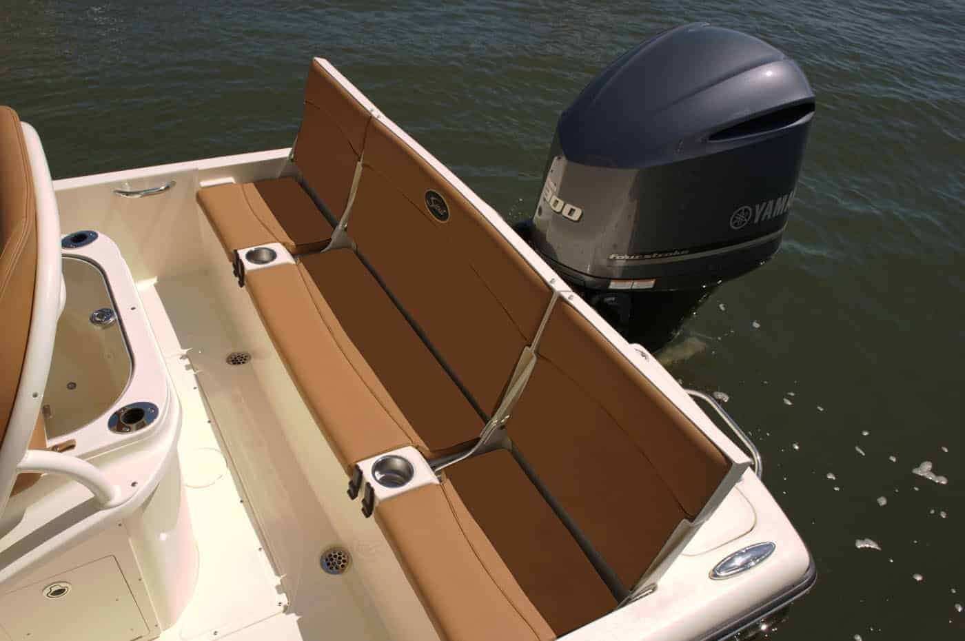 251XSS transom seating up