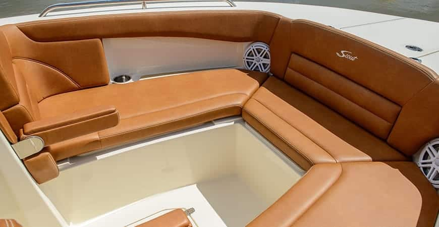 255 Dorado Bow Seating