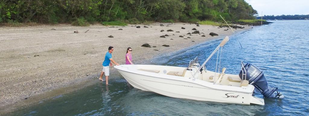 Small Saltwater Boats
