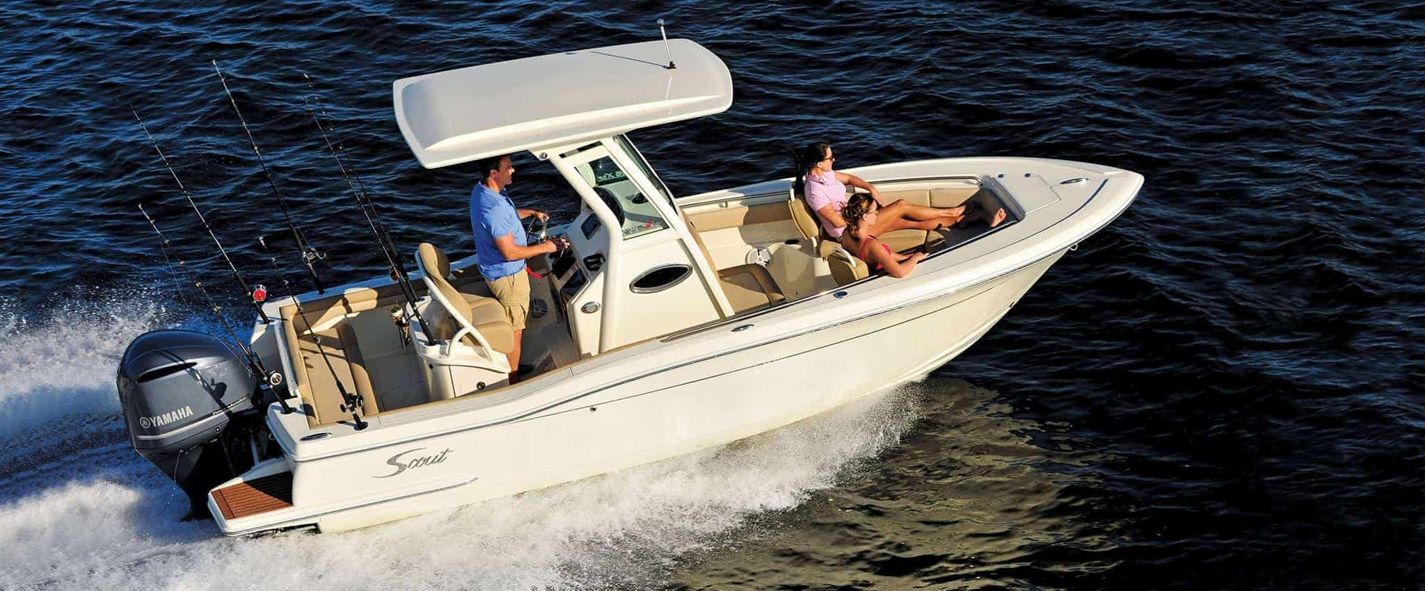 225 XSF | Scout Boats
