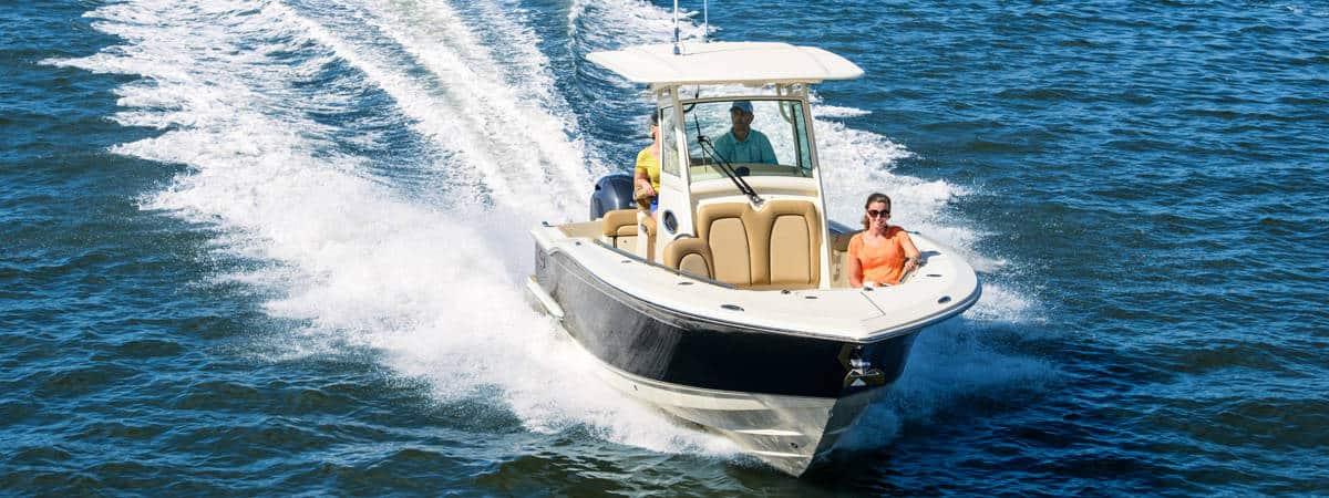 Center Console Boat Brands