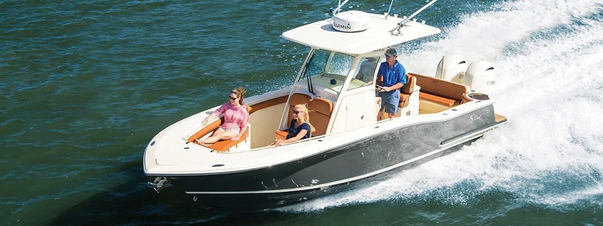 Our Best Center Console Boats For a Family | Scout Boats