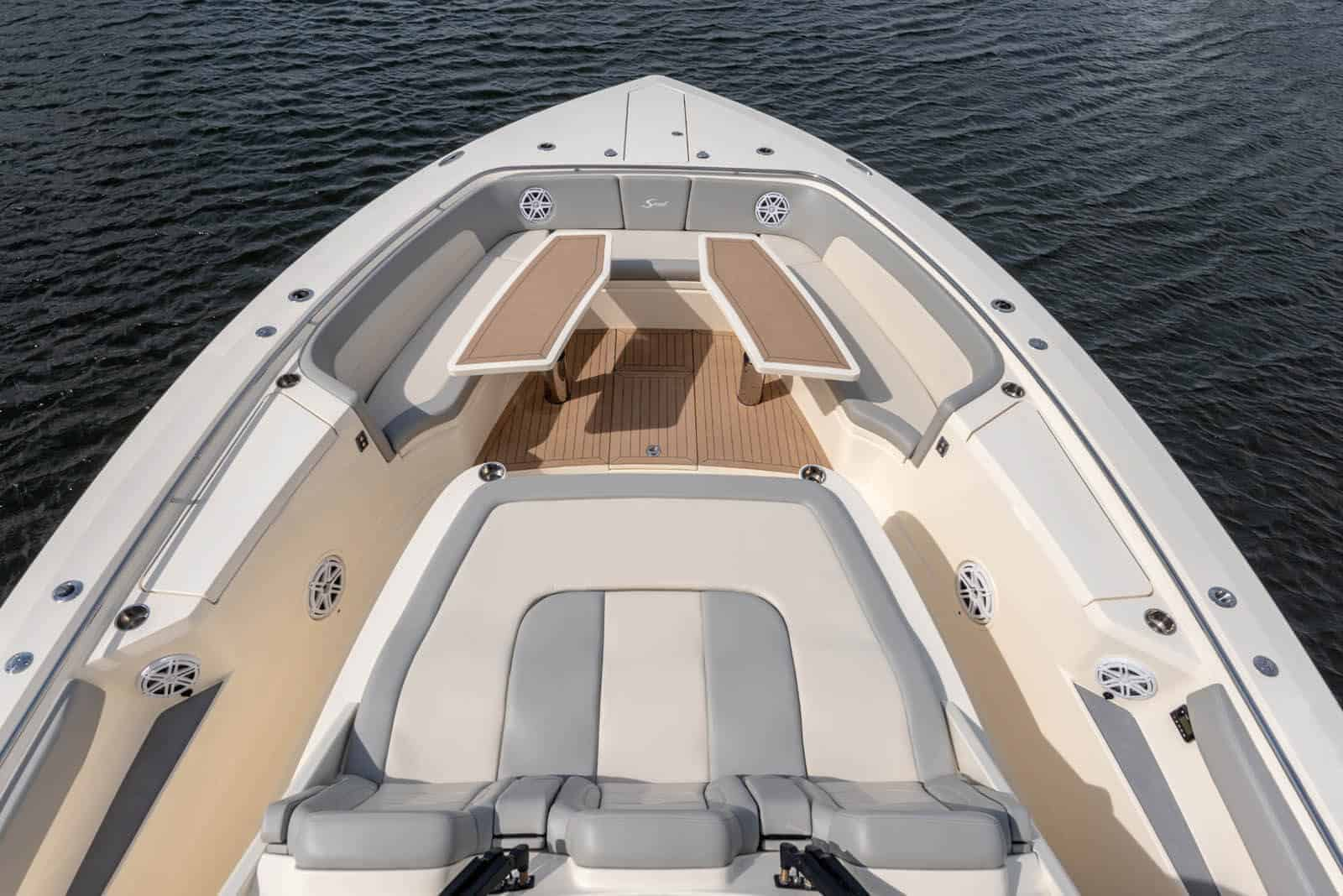 530LXF dual bow tables up