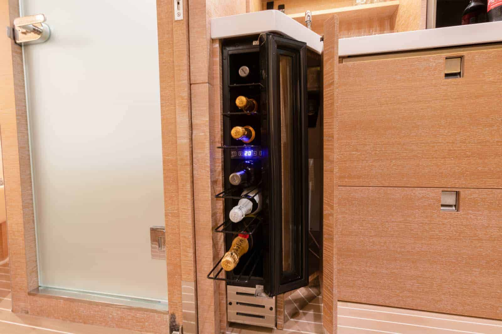 530LXF wine chiller