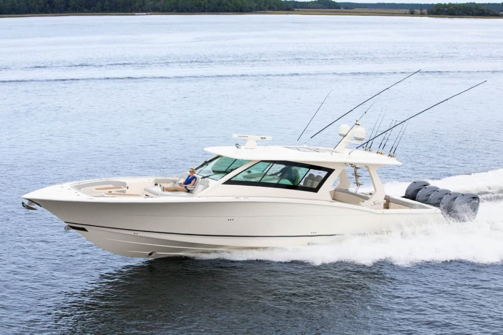 Big Boats For Sale From Scout | Scout Boats
