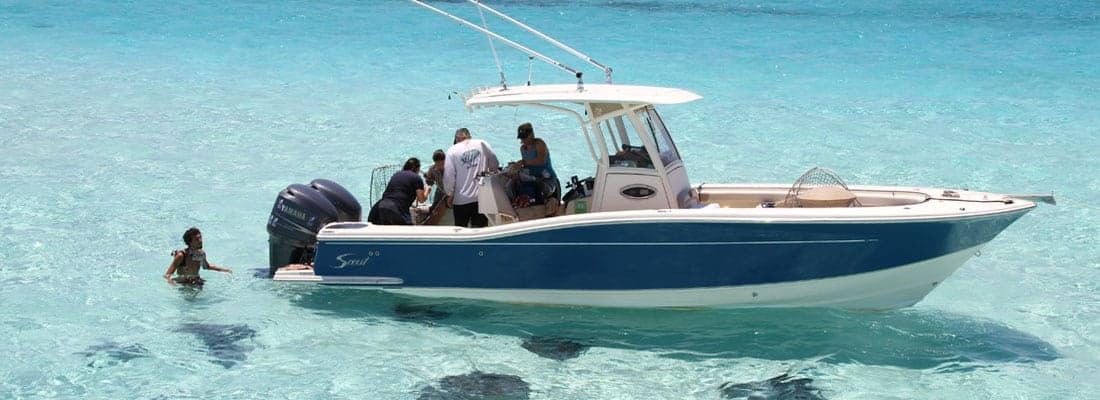 The Best Sport Fishing Boats Come From Scout Scout Boats