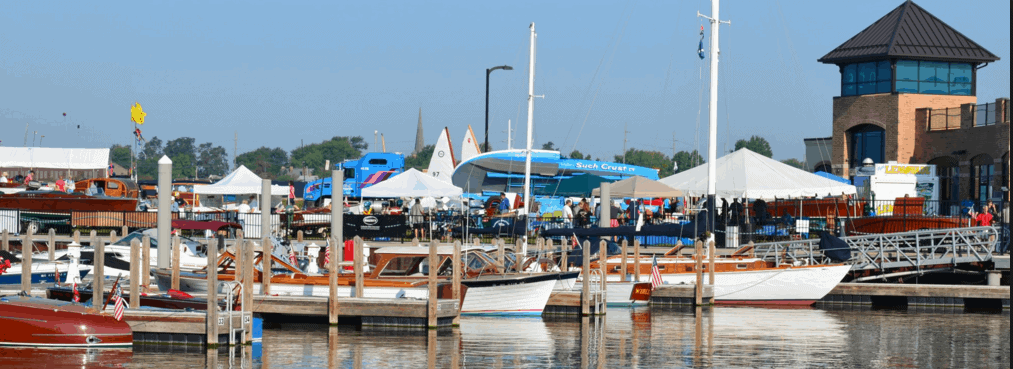 Antique and Classic Boat Rendezvous