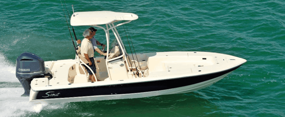 Bay Boats from Scout | Scout Boats