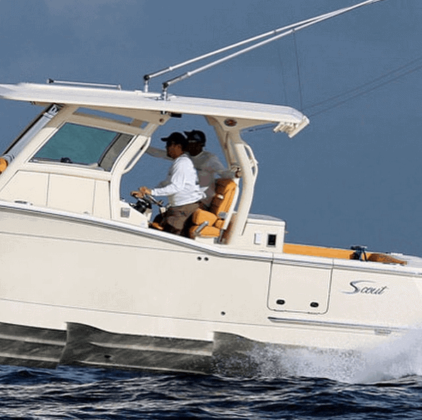 Scout Bay Boat