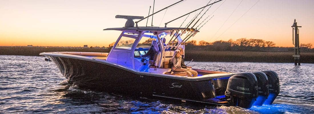 Excellent Fishing Boats for Any Family