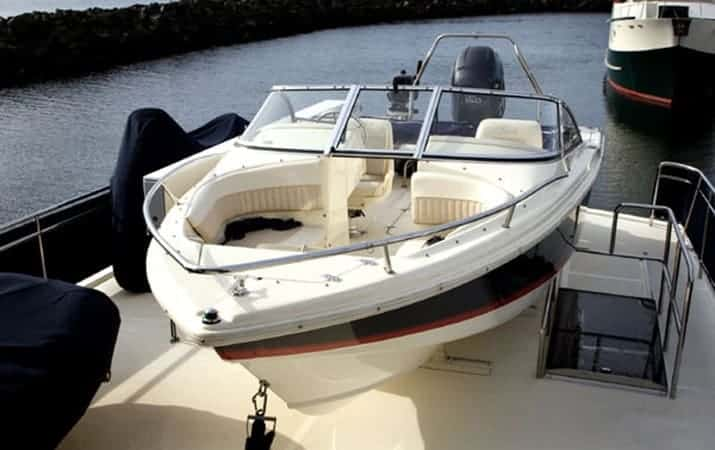 Scout as a Yacht Tender