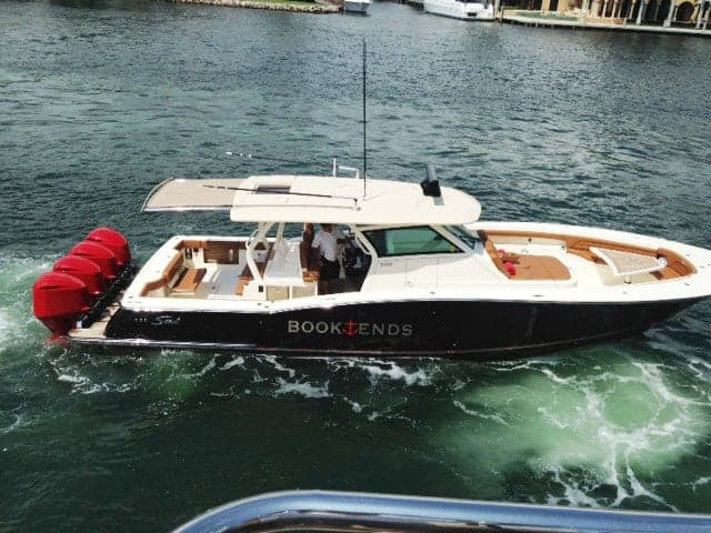 Scout 420 LXF Yacht Tender