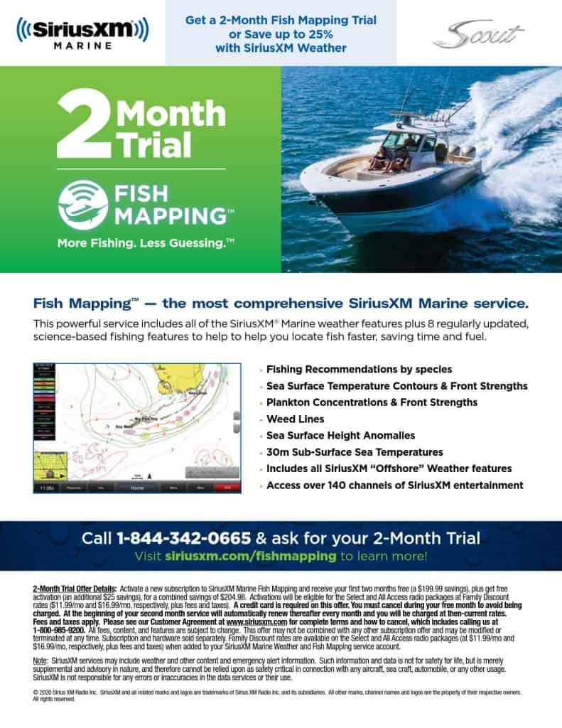 SXM One Sheet Scout Boats 1